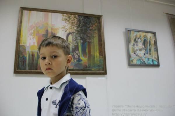 Художественная галерея г. Зеленодольска