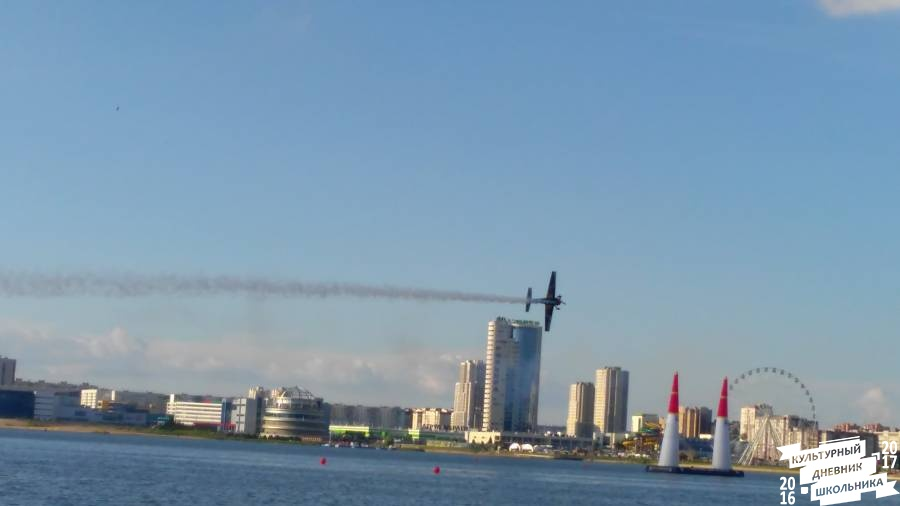 Чемпионата мира Red Bull Air Race