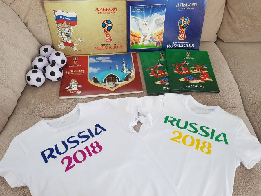 FIFA ФанФест в Меге.