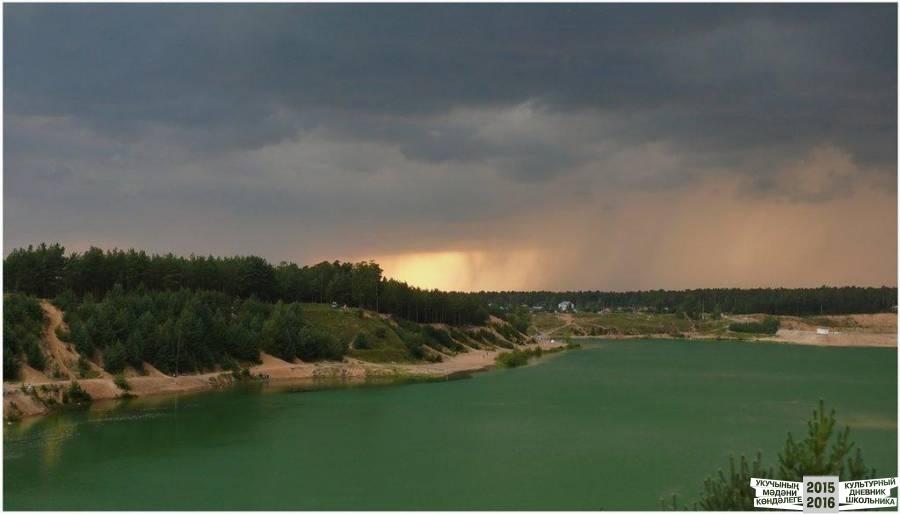 Казань. Наши озёра